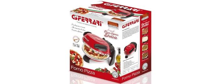 caratteristiche forno elettrico G10006