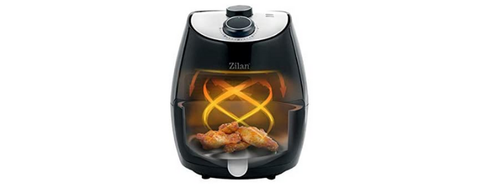caratteristiche friggitrice zilan